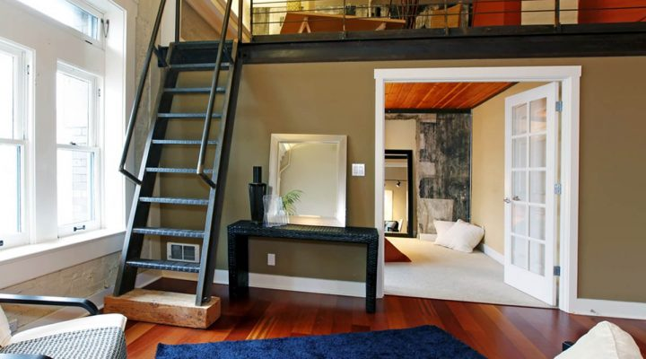 Zalety i wady mieszkań dwupoziomowych