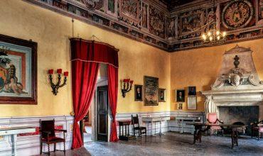 Włoski styl w salonie